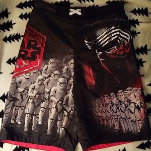 Other - Star wars swim trunks